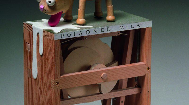 Märchenmaschine der vergiftete Kater