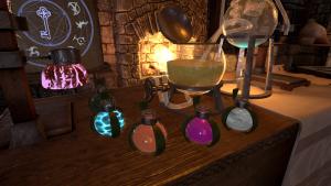 vrCave AlchemyLab2