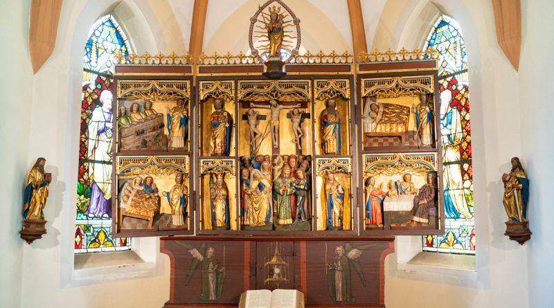 Altar in Nordsteimke