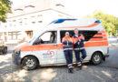 Herzenswunsch-Krankenwagen