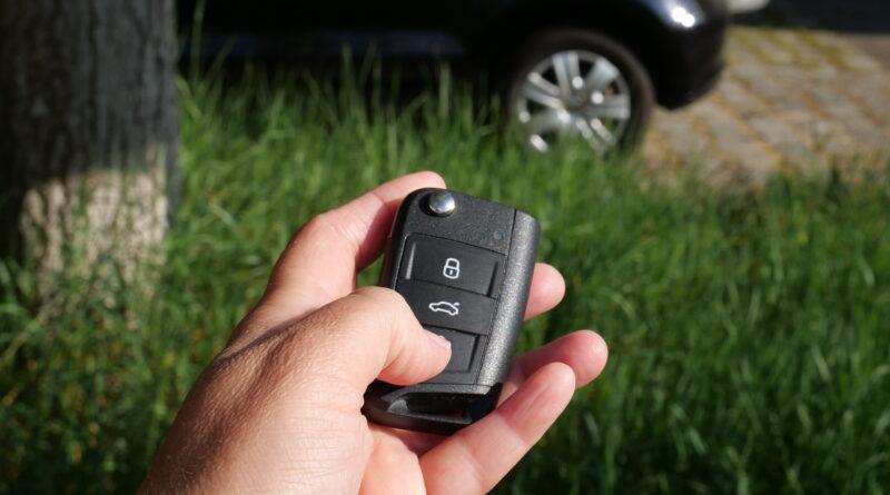 """Sogenannte """"Keyless Komfortsysteme"""" sind für Autobesitzer sehr bequem."""