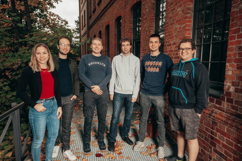 Vorstandsmitglieder der Klangtapete