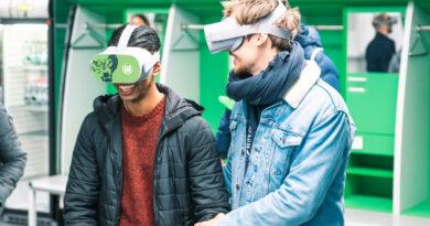 VR Arenaführungen des VfL Wolfsburg