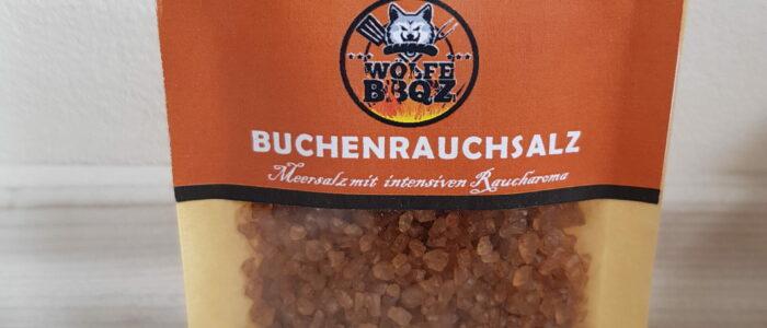 Buchenrauchsalz von Wölfe BBQZ