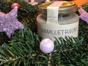 Vanillehonig aus der Honigmanufaktur Fingerhut ist eines der Made in Wolfsburg Produkte.