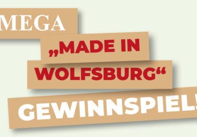 Großes Made in Wolfsburg Gewinnspiel